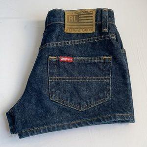 Polo Ralph Lauren 2.5 Inch Jean Shorts Size 2